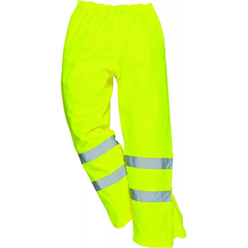 Pantalon de pluie S487 jaune