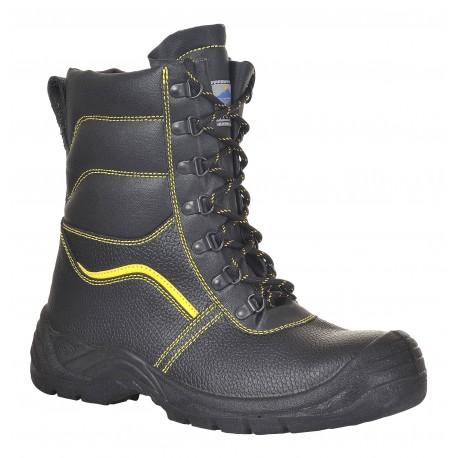 Portwest fw65Steelite Chaussures de sécurité Pointure 39, 45, noir
