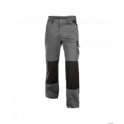 Pantalon de travail Boston face gris