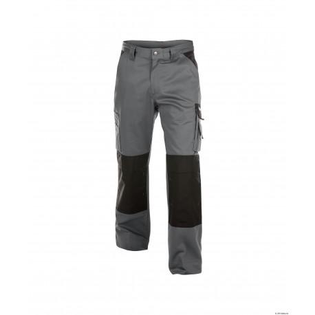Pantalon de travail Boston face gris
