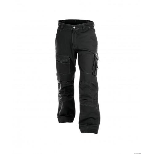 Pantalon de travail Jackson face noir