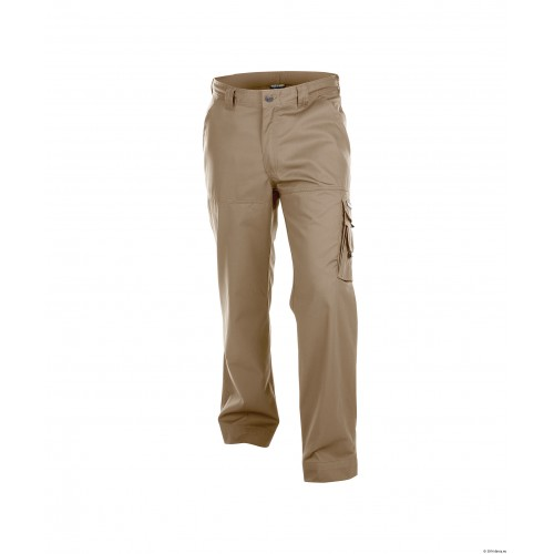 Pantalon de travail Liverpool face Beige