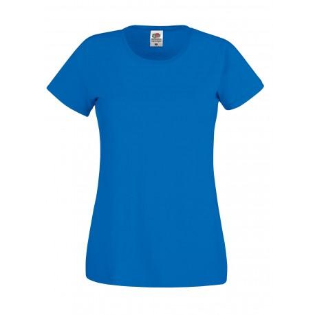 T-shirt femme Sc61420 royal blue