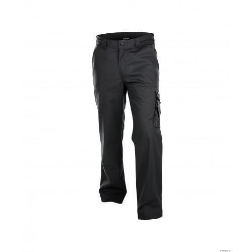 Pantalon de travail femme Liverpool face noir
