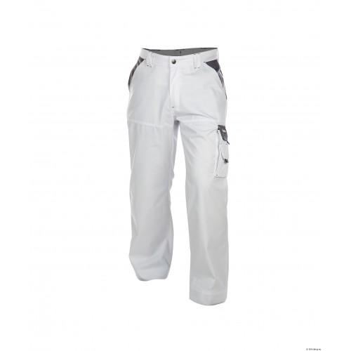 Pantalon de travail Nashville face Blanc