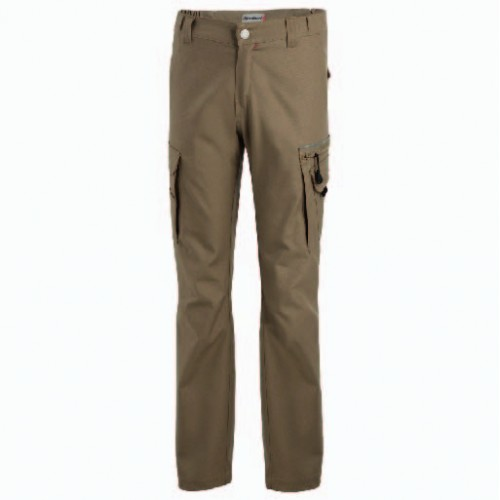 Pantalon de travail Gamex light beige