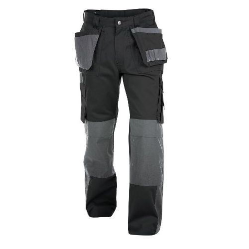 Pantalon de travail Seattle face noir