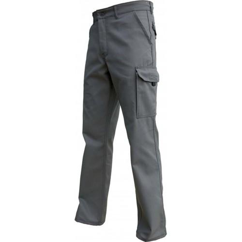 Pantalon de travail Typhon gris