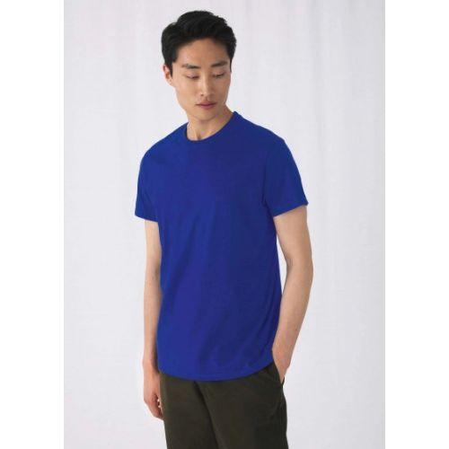 T-shirt homme col rond B&C coton lourd