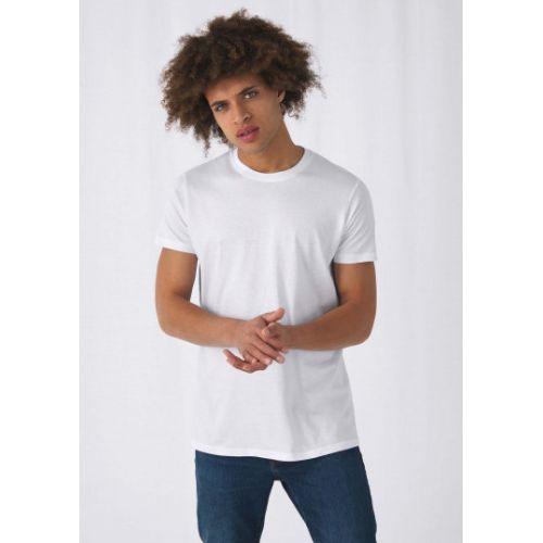 T-shirt Homme col rond B&C coton