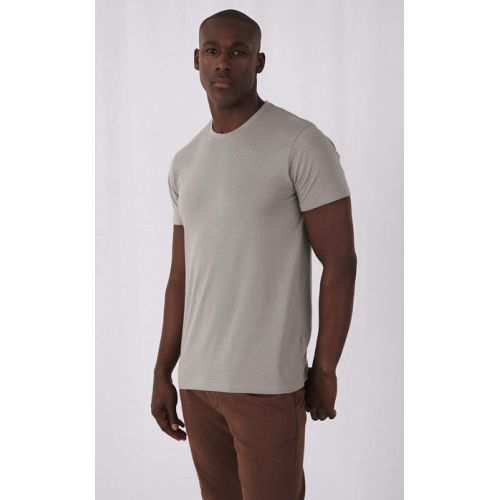 T-shirt homme col rond B&C Cgtm042 coton Bio