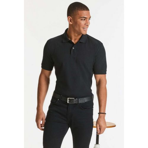 Polo homme Russell Ru569m coupe ample