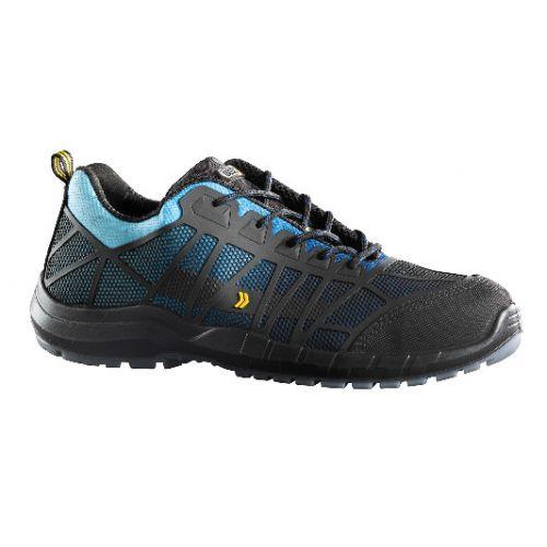 Chaussure Nox Azur/Noir S3