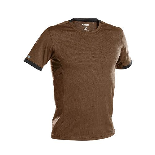 T-shirt de travail Nexus manches courtes Argile