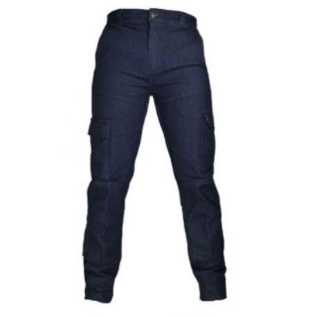 Jean de travail Typhon+ avec Elasthanne poches genoux
