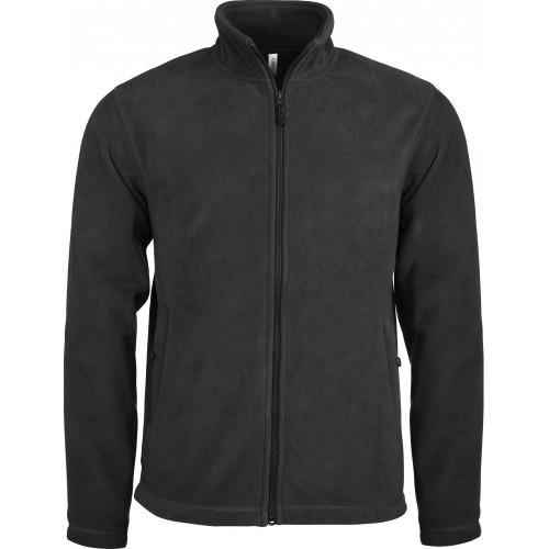 veste micropolaire k903 noire